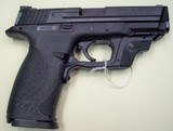 Smith & Wesson M&P9 With GREEN lazer - 2 of 2