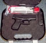 Glock 42 . 380 Cal.