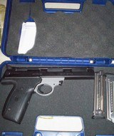 Smith & Wesson 22A.22 Cal.