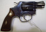 Smith & Wesson model 36.38 Spl. - 2 of 2