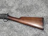 Winchester model 62A pump vintage 22s,l,lr rifle - 3 of 8