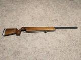 Remington model M540XR single shot 22LR target rifle