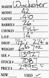 Winchester 42 .410 Gauge - 9 of 9
