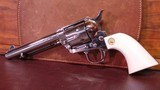 Colt Single Action Army .38-40 (Factory Ivory Grips)