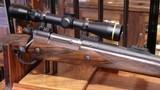Winchester Model 70 Custom Shop .416 Rem Mag