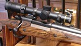 Winchester Model 70 Custom Shop .458 Win Mag