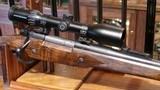 Winchester Model 70 Custom Shop .375 H&H (Schmidt & Bender Optics)
