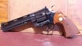 Colt Python .357 Magnum (No Box)