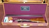 Webley & Scott 728 28 Gauge (Brady Factory Case)
