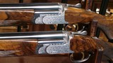 Perazzi SC3 12 Gauge Matched Pair (100 Engraving)