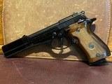 Beretta 87 BB .22LR