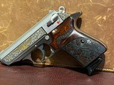 Walther PPK/S .380 (TALO-Limited Edition Gold)