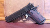 Sig Sauer 1911 Tac Ops 9mm