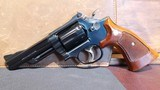 Smith & Wesson 19-4 .357 Mag (With Original Box) Pinned & Recessed