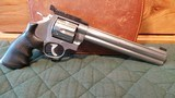 Smith & Wesson 629 DX Classic 44 Magnum
