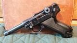 BYF Luger 9mm (Mfg 1941)