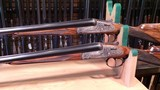 griffin & howe arrieta round body 20 gauge (matched pair self opener)