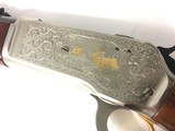Browning 71 HIGH GRADE Engraved Gold Trigger & Animals