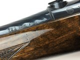 Steyr-Daimler-Puch Manlicher Model SL Fluted Barrel Set Triggers .222 Rem Mag ****Extremely Rare**** - 6 of 11