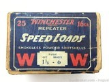 Rare Winchester Repeater Speed Loads 16 ga 2 Piece Box Vintage - 3 of 8