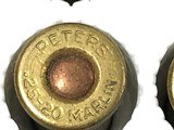 Peters 25-20 MARLIN Extremely Scarce 22 Rounds - 4 of 4