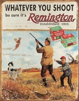 4 Tin Signs - Remington Colt Winchester We the People - 3 of 7
