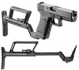 Stock for Glock, collapsible - most models