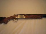 Browning B125 12 gauge Hunting Model C Style Engraving - 2 of 11