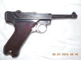 Luger P08 DWM double date 1914-1920 9mm pistol - 2 of 8
