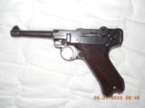 Luger P08 DWM double date 1914-1920 9mm pistol - 1 of 8