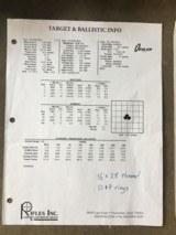 Rifles, Inc. Lex Webernick Custom Lightweight Strata on Remington 700 action in .300 Win Mag - 4 of 12