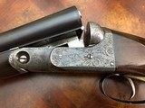 Strong original condition Parker DHE 12ga Game gun - Priced Right!