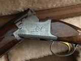 Rare Browning Superposed Pigeon Grade Superlight - Superb condition with original case!
