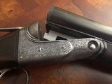 Extremely Rare Parker AAHE Pigeon gun with very important provenance - 2 of 19