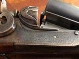 "Incredibly rare (1 of 2 made) Parker B Grade 12ga Hammer gun with 32"" Titanic Steel Barrels - 11 of 18"
