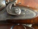 "Incredibly rare (1 of 2 made) Parker B Grade 12ga Hammer gun with 32"" Titanic Steel Barrels - 2 of 18"