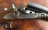 "Incredibly rare (1 of 2 made) Parker B Grade 12ga Hammer gun with 32"" Titanic Steel Barrels - 10 of 18"