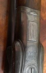 Fantastic and Extremely Rare Original Lefever BE Grade 16ga - 4 of 18