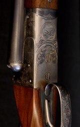 Fine Ithaca Grade 3E NID 12ga Field Gun - Excellent condition! - 2 of 9