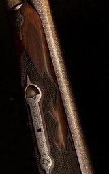 Superb Antique 12ga Parker DH in closet queen original condition! - 4 of 13
