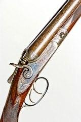 """Incredible High Original Condition Parker C Grade Hammer Gun with 32"""" Bernard barrels"""