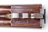 "Incredible High Original Condition Parker C Grade Hammer Gun with 32"" Bernard barrels - 8 of 19"