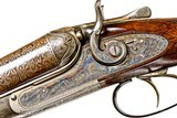 "Incredible High Original Condition Parker C Grade Hammer Gun with 32"" Bernard barrels - 2 of 19"