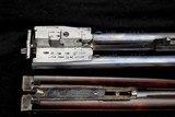 Lovely Lightweight True Pair of Antique Joseph Lang 12 Bore Game Guns - 17 of 17