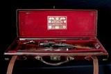 Lovely Lightweight True Pair of Antique Joseph Lang 12 Bore Game Guns