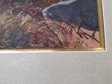 Original A. Lassell Ripley Watercolor - 2 of 4