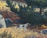 Original A. Lassell Ripley Watercolor - 3 of 4