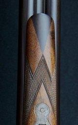 Fine Lightweight L.C. Smith Specialty Grade 20 Bore - Superb Original Case Color! - 10 of 11