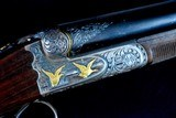"""Truly superb and rare Charles Daly """"Regent"""" Diamond Quality 20 Bore shotgun in superb original condition - 1 of 18"""