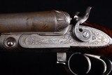 "Beautiful, rare, and all original Parker $225 Grade 12ga Hammer Gun with 32"" original barrels and excellent provenance - 6 of 20"